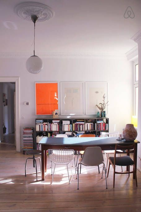 Check out this great listing on Airbnb: Modern family apartment in Berlin