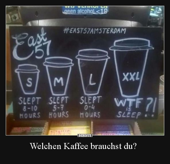 Which coffee do you need? .. | Funny pictures, sayings, jokes, really funny