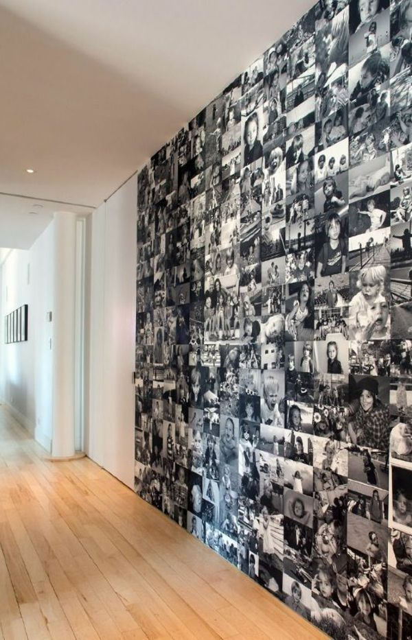 great wall design living ideas wall paints photos hallway similar projects and ideas ...