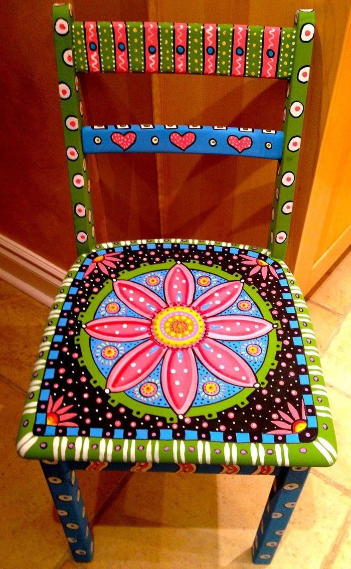 old chairs decorate old furniture spice upcycling ideas diy ideas decoration idea
