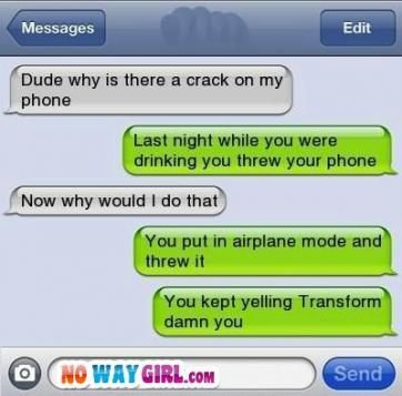 Funny Texts Messages Drunk Drinks 18+ Ideas  - Funny Quotes - #Drinks #drunk #Fu...