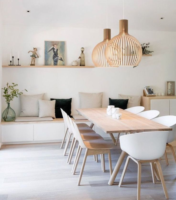 Design the perfect dining room according to these principles to #weddingringE ...