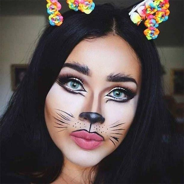 cute halloween makeup halloween makeup skeleton creepy halloween makeup hallowee...