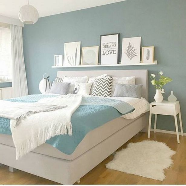 Small Bedroom Paint Colors Ideas_30 - #bedroom #colors #ideas #paint #small -