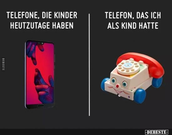 Phones that children have today ..   Funny pictures, sayings, jokes, real ...