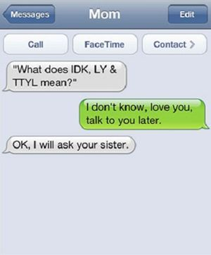 27 Hilarious Text Messages From Parents That Will Make You Laugh Out Loud - 27 H...