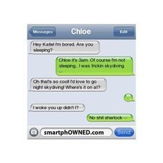 SmartphOWNED - Fail Autocorrects and Awkward Parent Texts ❤ liked on Polyvore ...