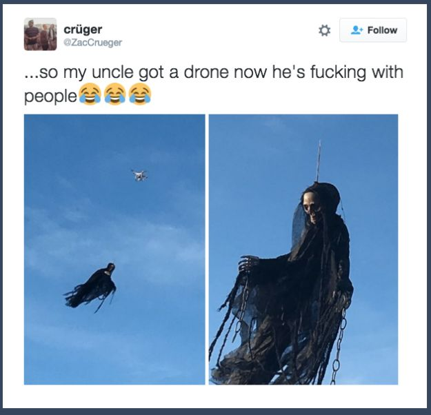 This funny Halloween prank:   32 pictures that either make you laugh or ...
