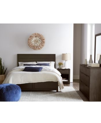 Tribeca Storage Bedroom Furniture, 3-Pc. Set (Queen Bed, Dresser & Nightstand), ...