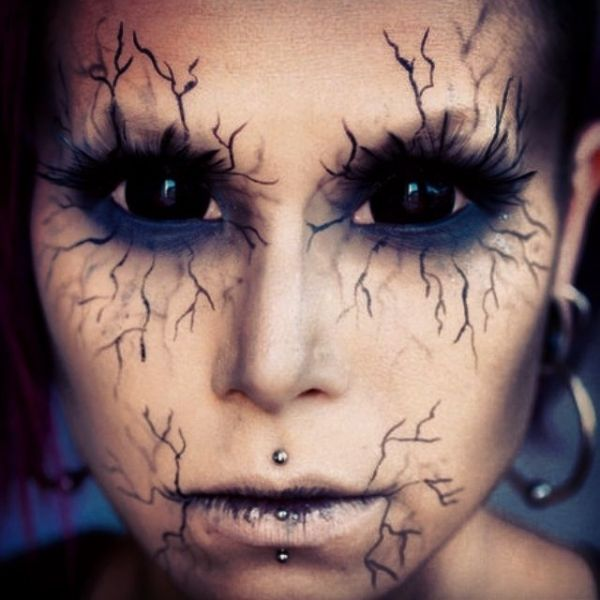 10. #Cracked - 29 Amazing #Works of Special Effects #Makeup You've #Gotta See to...