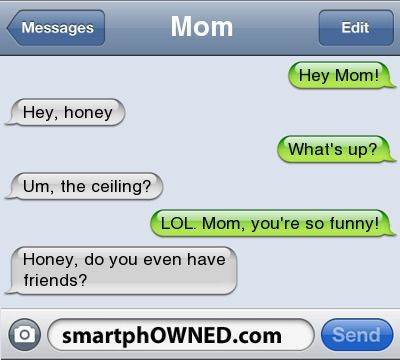 15 Painfully Awkward Texts from Mom - Autocorrect Fails and Funny Text Messages ...