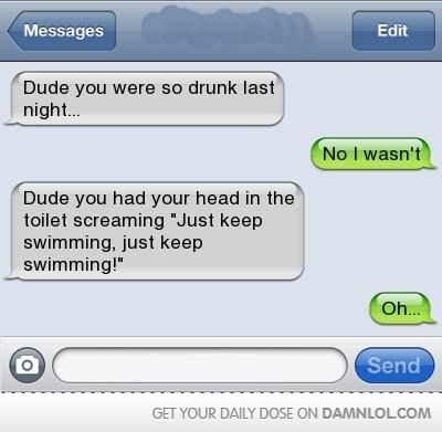 texts from last night | 13 hilarious texts from last night!