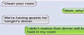 Funny texts messages for teens parents 53 Ideas  - Funny Quotes - #Funny #Ideas ...