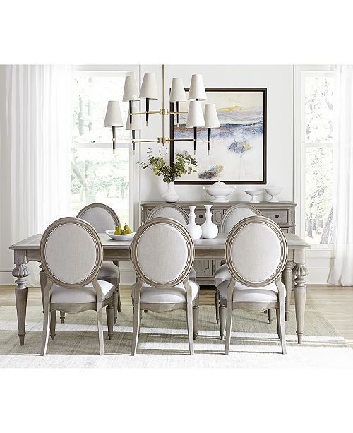 Furniture Elina Expandable Dining Furniture Collection, Created for Macy's &...