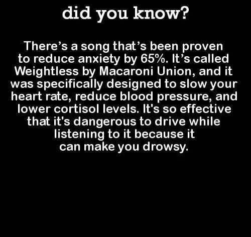 Just saw this fact, go listen to it! More memes, funny videos and pics on 9GAG