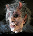 Lucifer Devil Demon Man Scary Adult Halloween Latex Mask #Halloween #Collectible...