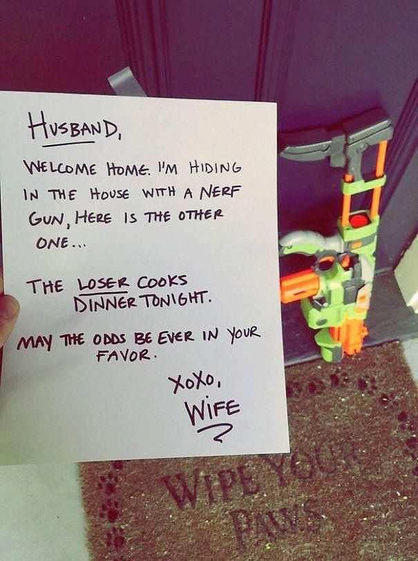 """23 """"Love"""" Notes That Show What Marriage Is Really Like - #LOVE #Marriage #Notes ..."""