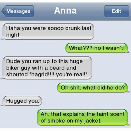 5 Drunk Texts You've Sent At Least Once In Your Life (you know you've done...