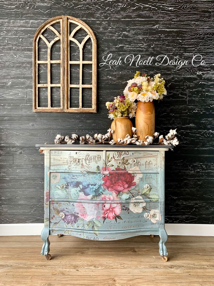 How to use Furniture Transfers   Leah Noell Design Co