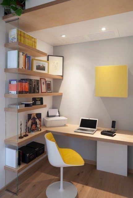Home Office Design Ideas - Whether you have your own home office room or