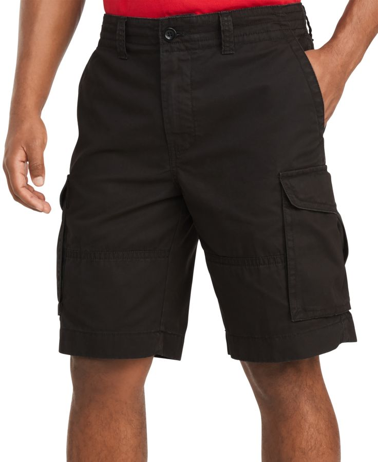 Tommy Hilfiger Men's Cargo Shorts, Created for Macy's -