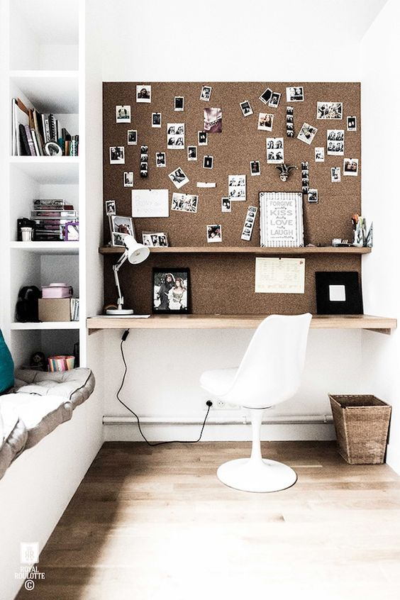 Office in der home-inspiration  #Haus #inspiration #office