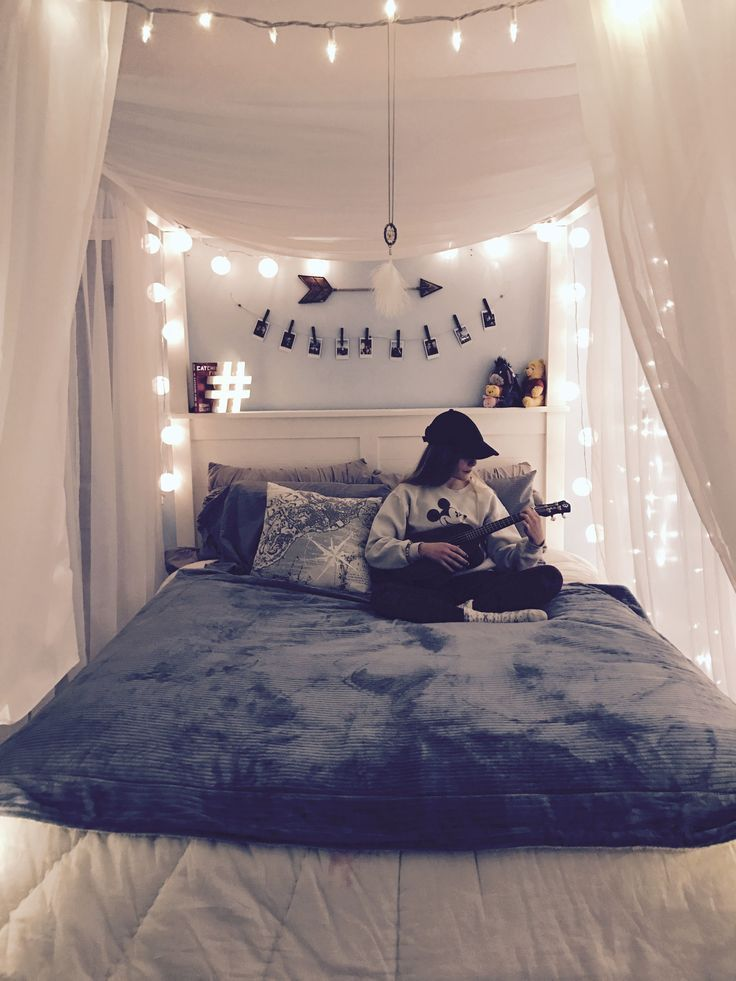 Ideas for the bedroom | DIY room decor for teens | Cool bedroom ...