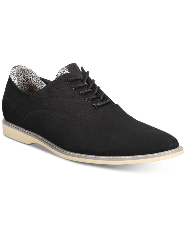 Bar Iii Men's Dylan Lace-Up Oxfords, Created for Macy's -