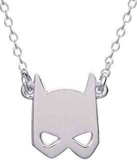DC Comics Offically Licensed Jewelry for Women and Girls Batman Jewelry for Wome...