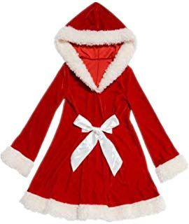Amazon.com: Womens Santa Claus Christmas Costume Cosplay Outfit Fancy Dress Sexy Set Christmas Birthday Gift for Friends Women -(Red-F(S-XL)): Clothing