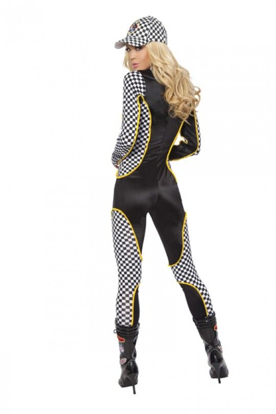 1 PC Wanna Race Costume @ Amiclubwear costume Online Store,sexy costume,women's ...