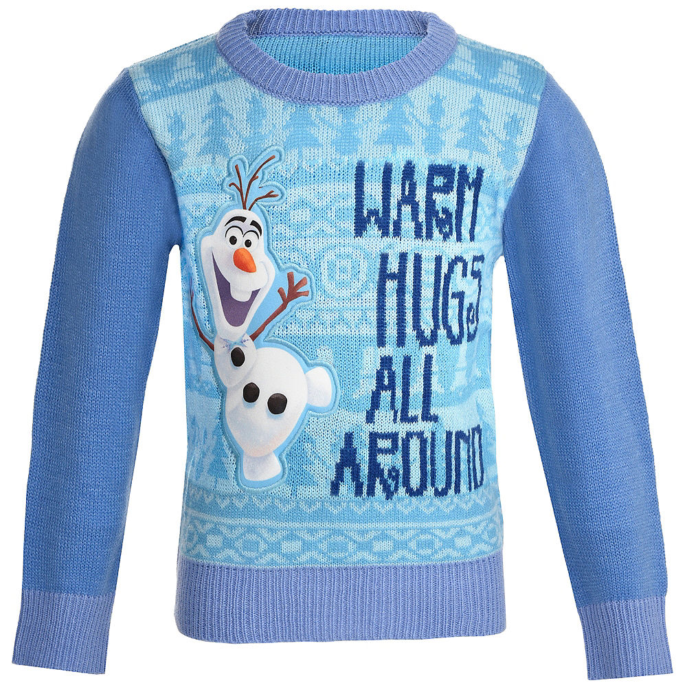 Olaf Christmas Sweater - Frozen 2 | Party City Canada